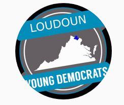 Loudon Young Dems logo