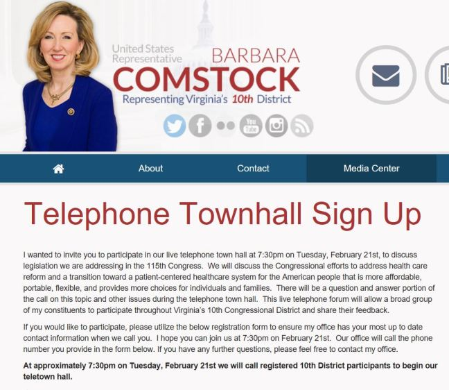 tele-town-hall-announcement