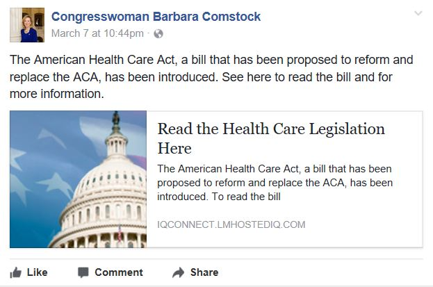 Neutral ACA FB post intro